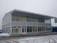 Построить торговые павильоны г.Новокуйбышевск